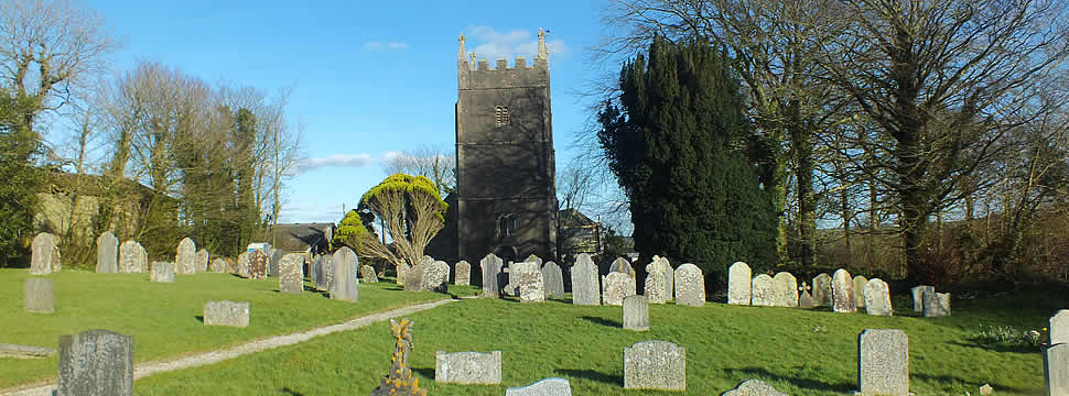 Inwardleigh Parish Church